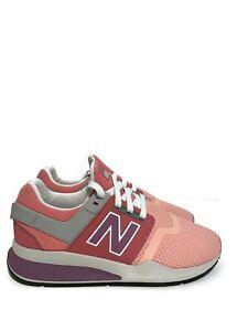 New Balance 247 V2 Himalayan Pink White