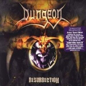 DUNGEON-034-RESURRECTION-034-2-CD-POWER-METAL-NEW