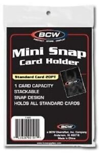 BCW-20pt-Mini-Snap-Trading-Card-Holder-Qty-1