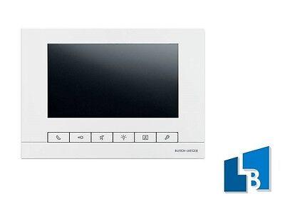 Elektromaterial Business & Industrie Gut Ausgebildete Busch Jaeger Bj 83221ap-611 Panel7 Knx Busch Free-home Und Welcome Touch Display Angenehm Im Nachgeschmack