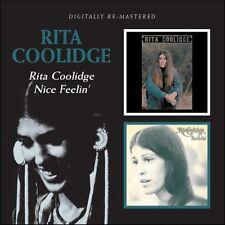 Rita Coolidge - Rita Coolidge / Nice Feelin [New CD] Rmst