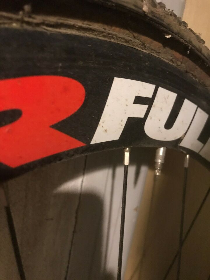 Hjul, Carbon baghjul