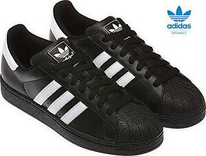 Das Bild wird geladen adidas-Superstar-2-Originals-Sneaker-Herren-Turnschuhe -G17067- e8c6953ab7