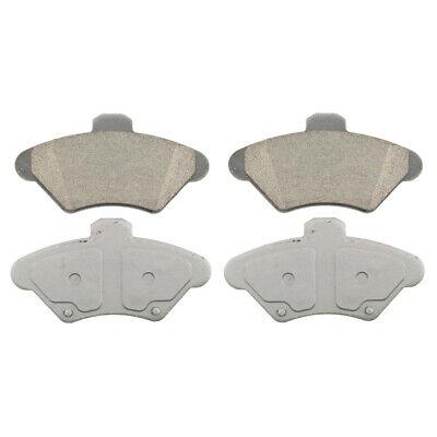 Disc Brake Pad Set-ThermoQuiet Disc Brake Pad Front Wagner QC577