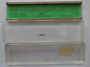 1 Schriftschablone STANDARDGRAPH 2 mm Schrifthöhe gerade Schrift