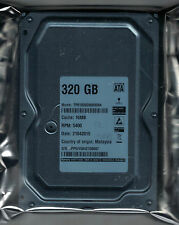 "Noname von Western Digital WD3200AVCS 3,5"" Zoll 320 GB, SATA 2, 5400 RPM"