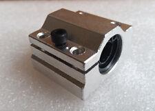 2pcs Scj10uu Linear Ball Bearing Slide Unites Motion Bearing 10mm Id