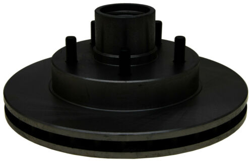 Disc Brake Rotor and Hub Assembly-Non-Coated Front ACDelco Advantage 18A878A