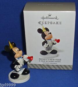 Hallmark 2014 Mickeys Fire Brigade Ornament