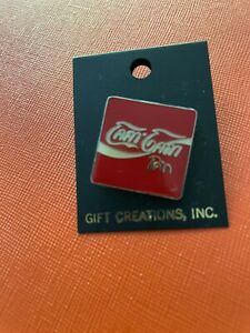 Vintage 1992 Coca Cola Pin Gift Creations Inc.