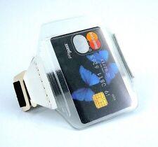 Skipass Vertikal Armband Ausweis Halterung SIA ID Türsteher Sicherheit