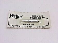 Weller Soldering Iron Chisel Tip Pt A8 For Model Tcp 1 Tcp 12 Tcp 24 800