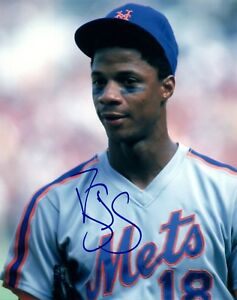 Darryl-Strawberry-Signed-Autographed-8x10-Photo-NY-New-York-Mets-COA-AB