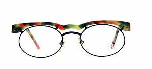 Beauty & Gesundheit Einfach Club La 5211 Mens Womens Oval Brille Hängende Bar Exzentrisch Kombination Rahmen