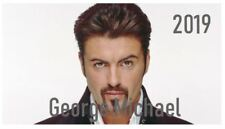 George Michael 2019 Desktop Calendar *ONLY £5.90*