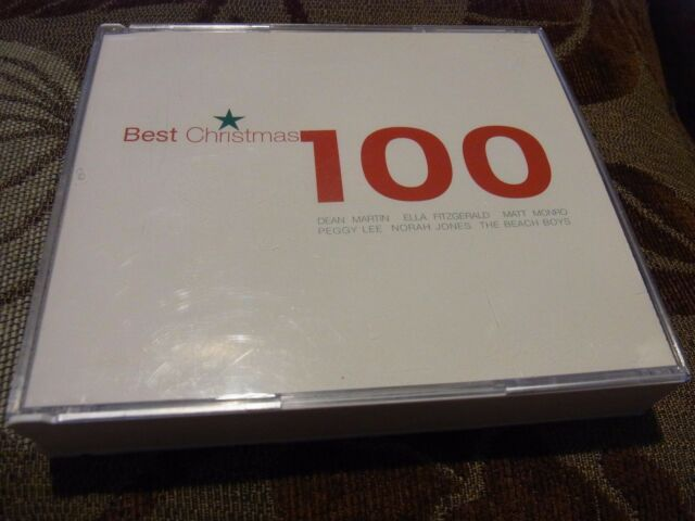 100 Best Christmas by Various Artists (CD, 6 x disc set, Nov-2006, EMI Music) a5