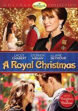 A ROYAL CHRISTMAS New Sealed DVD Hallmark Channel