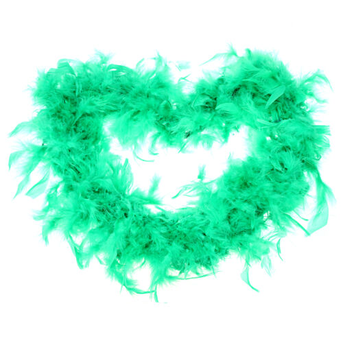 2 Meter Feather Boa Hen Night Out Fancy Dress Party Fluffy Craft Costume Wedding