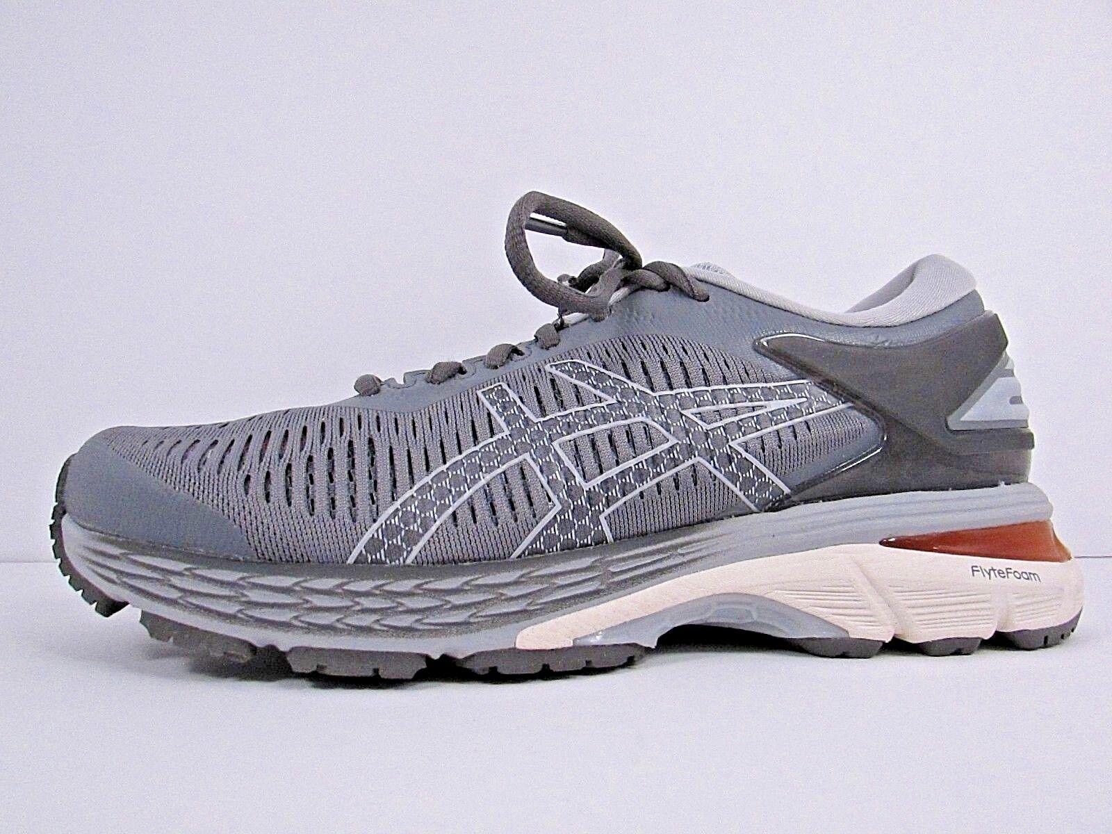 donna ASICS GEL KAYANO 25 Dimensione 7.5    WORN AROUND 15 MILES  RUNNING scarpe  49b236
