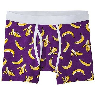 Mossimo Supply Co. Men's 1pk Boxer Briefs - Bananas