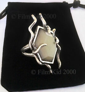 HOBBIT-LORD-OF-THE-RINGS-THRANDUIL-SPIDER-RING-ELVEN-KING-SINDARIN-LEGOLAS-LOTR