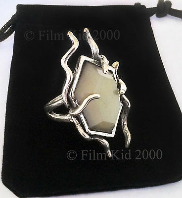 HOBBIT LORD OF THE RINGS THRANDUIL SPIDER RING ELVEN KING SINDARIN LEGOLAS LOTR