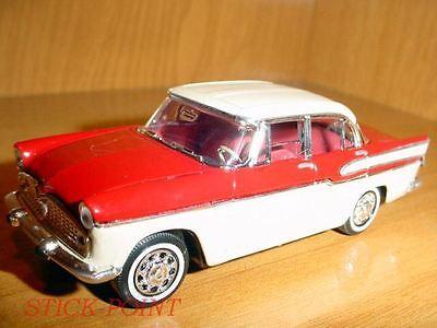 Simca Chambord 1958 2 Tone Green Ixo 1:43 CLC105