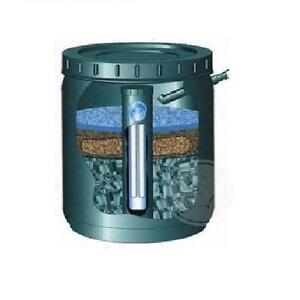 Filtro per laghetto 3in1 powerclear 7000 lt uvc 9 w con for Filtro per laghetto esterno