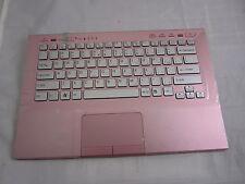 Sony Vaio PCG-41216L VPCSA Tastatur mit Palmrest Touchpad USA P/N: 9Z.N6BBF.11D