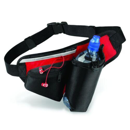 QUADRA Teamwear Hydro Sac Ceinture Sport Porte-bouteille Jogging QS020 Running Water