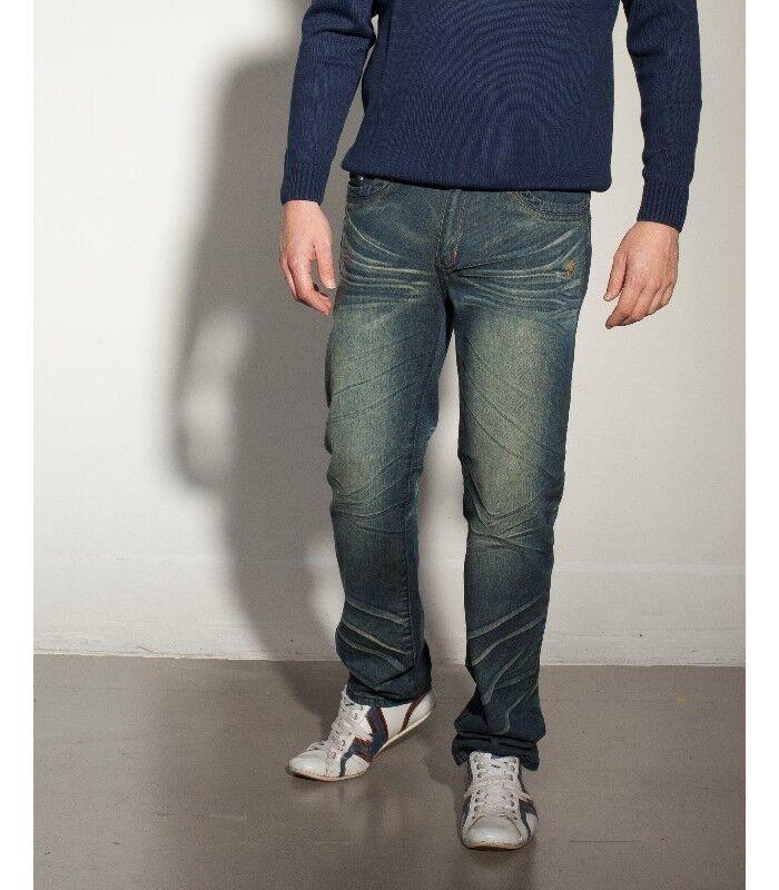 Jeans blu de marque comptoir du rugby shied Dimensione 42 étiqueté 89 euros