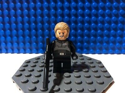 Hair piece from set 75106 for Star Wars Minifig NEW Lego Agent Kallus Head