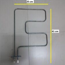 RESISTENZA da 800 Watt PER FORNO ELETTRICO MISURE: BASE 25 cm X ALTEZZA 41 cm