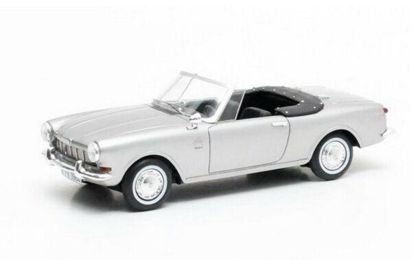 Opel Kadett A Frua Cabriolet Argent 1964 Matrix MX31502-011 1 43