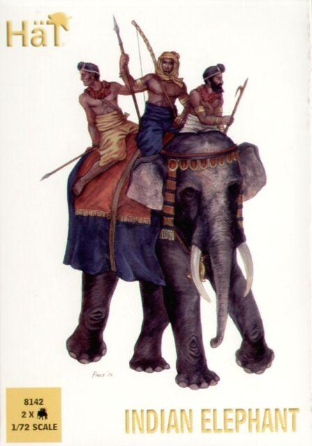Hat - Indian elephant - 1:72
