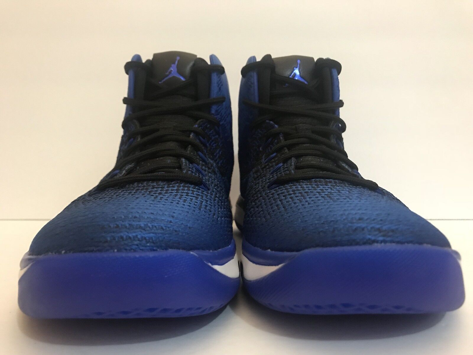 reputable site b3c5b 34f9c ... Air Air Air Jordan XXXI Basketball Shoes Black Game Royal 845037-007 Sz  ...