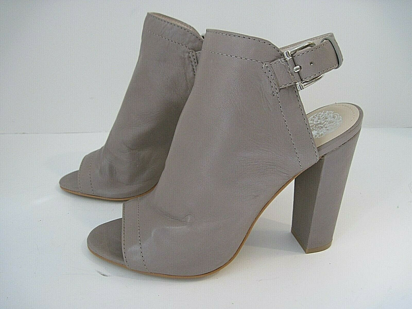 Vince Camuto Dress Sandals Booties In Mink color Size 8M 38, NEW