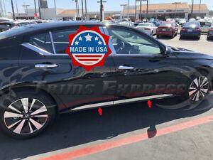 Tyger Auto Made in USA Custom for 2015-2019 Hyundai Sonata Chrome Stainless Steel Pillar Post Trim 4PCS