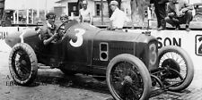 Indianapolis 500 1919 Indy 500 Howdy Wilcox race winner automobile racing photo