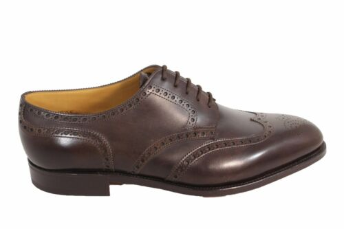 Inglese Pelle Stile Hayle Oxfords Leather Lobb John Suola Cuoio Scarpa In gnwq8X7Y5