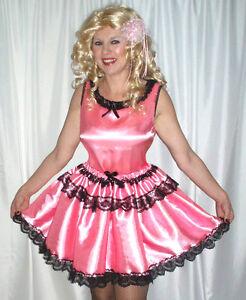 estrok001 Manque Satin Zofe Maid Sissy Tv Tv Spitze Deluxe Rock Crossdressing tq7pvn