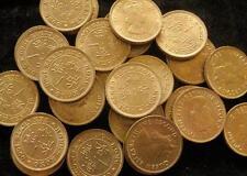 Hong Kong 10 Cents 1960  CH BU lot of 25 BU coins