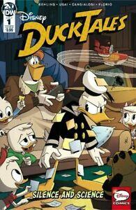 Disney-Duck-Tales-1-cover-B-IDW-Comic-1st-Print-2019-unread-NM