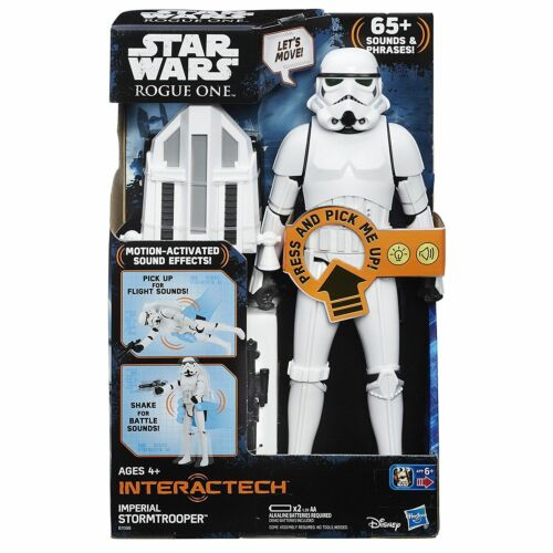 **NEW Star Wars Rogue One Interactech Imperial Stormtrooper FREE SHIPPING**