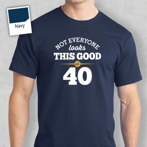40th Birthday Gift Present Idea For Boys Dad Him 1978 Men T Shirt 40 Tee Shirts