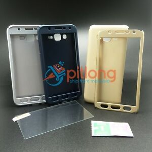 SAMSUNG-GALAXY-J5-2015-J500-360-FULL-COVER-CASE-FREE-TEMPERED-GLASS
