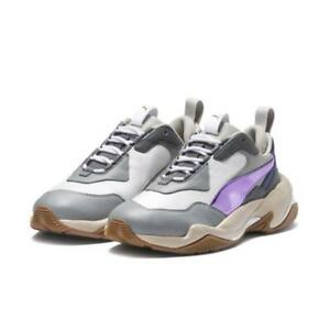 Details about Puma Thunder Electric # 367998 01 White Pink Lavender Cement Women SZ 5 12