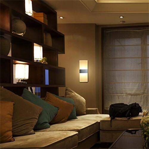 LED Wall Light Cube Sconce Lamp Bulb Room Decor Indoor Outdoor 3W 110V 220V S953