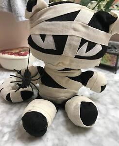 Rare-Emily-the-Strange-Mummy-039-s-Little-Monster-Patchwork-Kitty