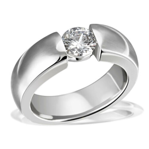 Goldmaid Ring Damenring Spannring 925er Sterlingsilber Zirkonia Echtschmuck NEU